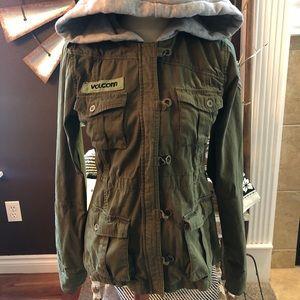 Volcom women's coat